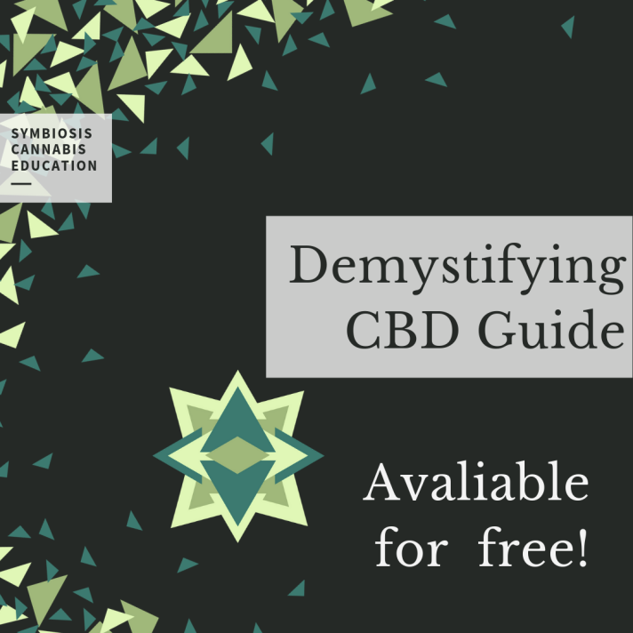 Demystifying CBD Guide – Symbiosis Cannabis Education